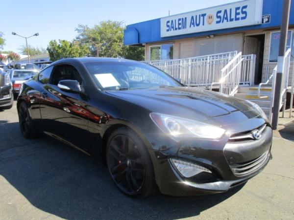 2013 Hyundai Genesis Coupe in Sacramento, CA