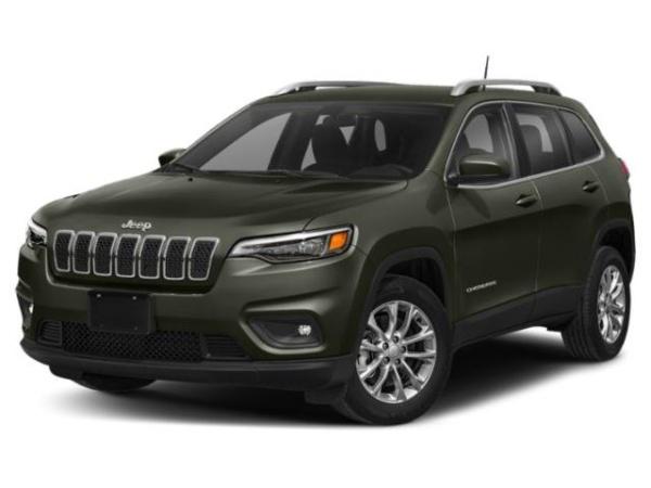 2020 Jeep Cherokee in El Paso, TX