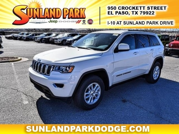 2019 Jeep Grand Cherokee Laredo