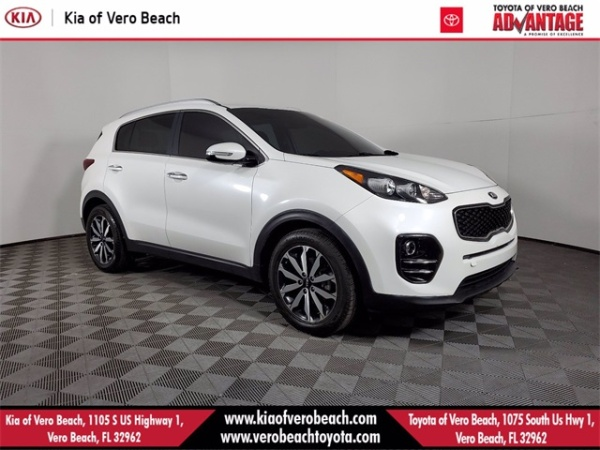 2019 Kia Sportage in Vero Beach, FL