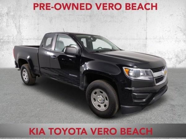 2017 Chevrolet Colorado in Vero Beach, FL