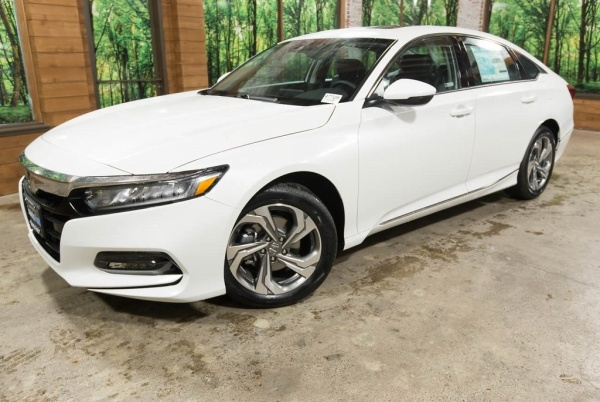 2019 Honda Accord EX-L 1.5T