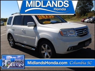 Delightful Used 2013 Honda Pilot Touring With Navigation/Rear Entertainment System FWD  For Sale In Columbia