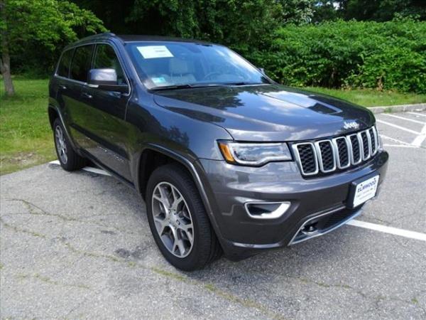 2018 Jeep Grand Cherokee in E. Providence, RI