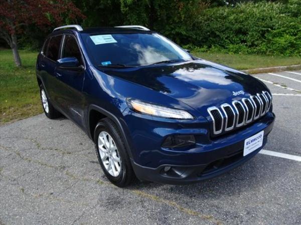 2018 Jeep Cherokee in E. Providence, RI
