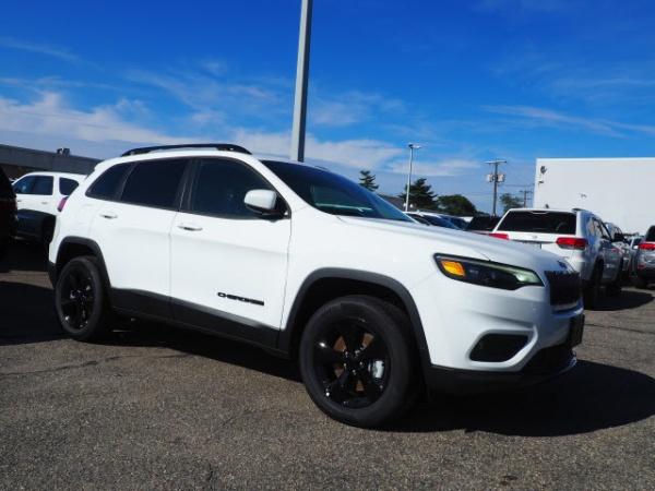 2019 Jeep Cherokee in E. Providence, RI