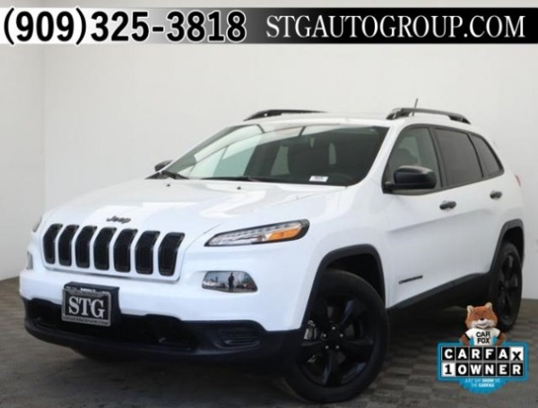 2017 Jeep Cherokee in Montclair, CA