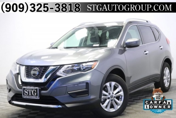 2018 Nissan Rogue in Montclair, CA