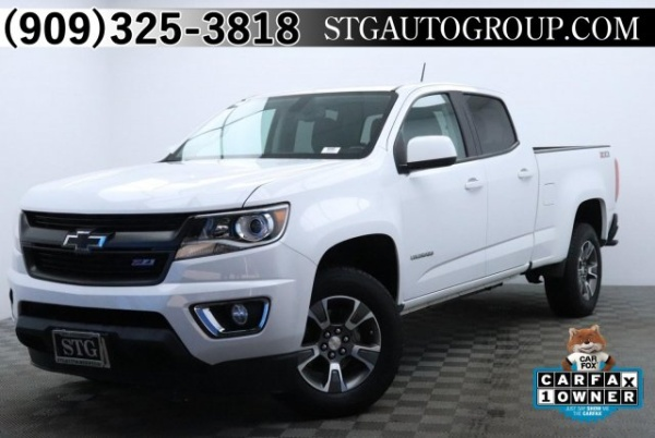 2017 Chevrolet Colorado in Montclair, CA