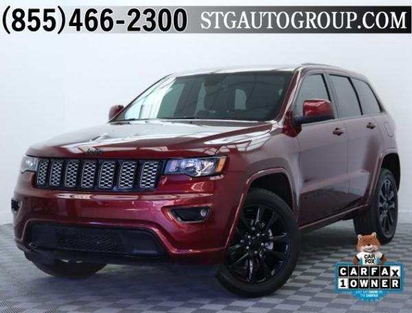 2017 Jeep Grand Cherokee in Montclair, CA