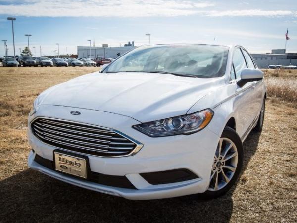2017 Ford Fusion in Lawton, OK