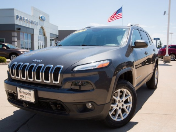 2016 Jeep Cherokee in Lawton, OK