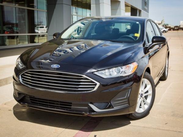2019 Ford Fusion in Lawton, OK