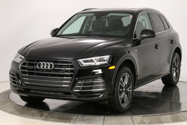 2020 Audi Q5 in Knoxville, TN