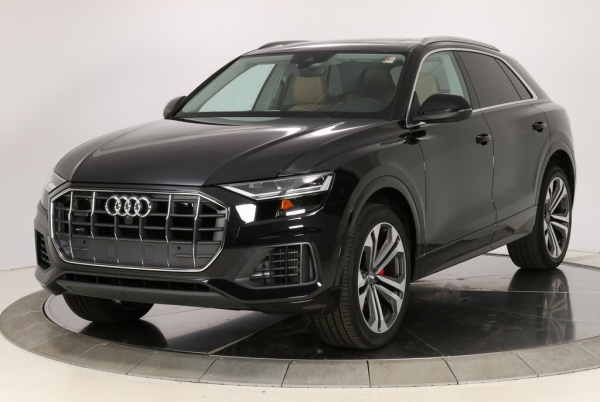 2019 Audi Q8 in Knoxville, TN