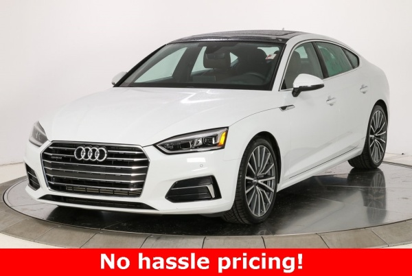 2018 Audi A5 in Knoxville, TN