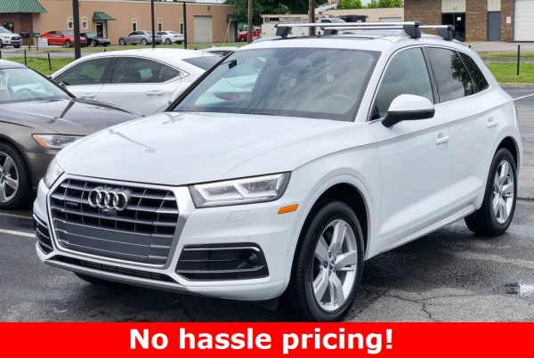2019 Audi Q5 in Knoxville, TN