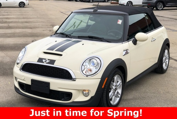 2014 MINI Convertible in Knoxville, TN