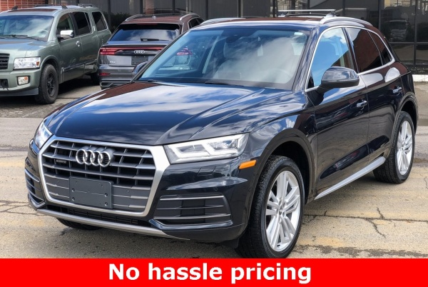 2018 Audi Q5 in Knoxville, TN