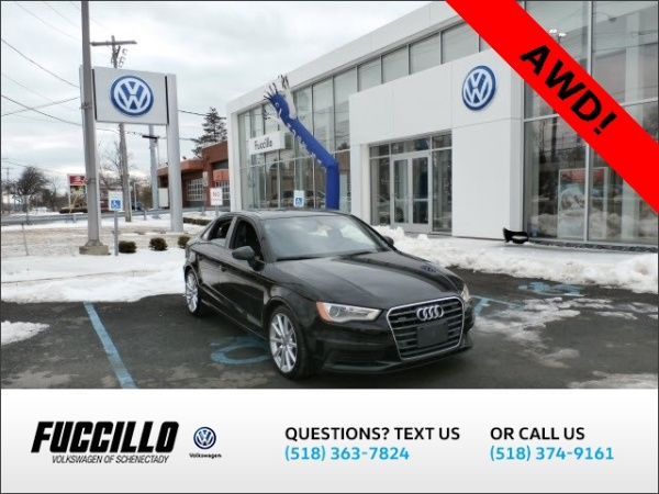 2016 Audi A3 in Schenectady, NY