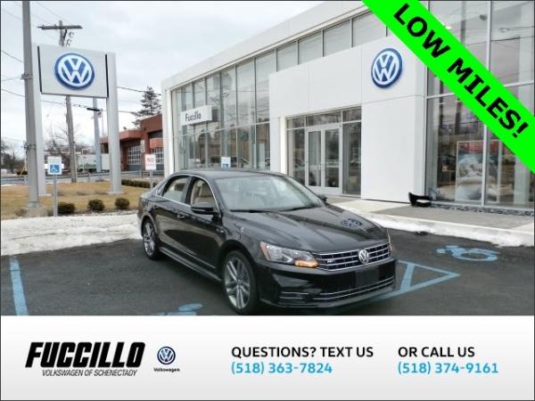 2017 Volkswagen Passat in Schenectady, NY