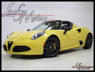 Used Alfa Romeo 4c For Sale In Chicago Il 3 Used 4c Listings In