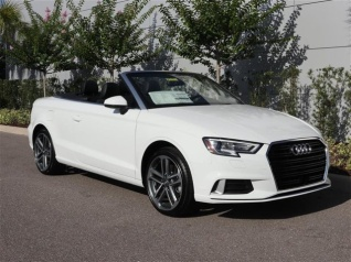 New Audi A3 Convertibles For Sale Truecar