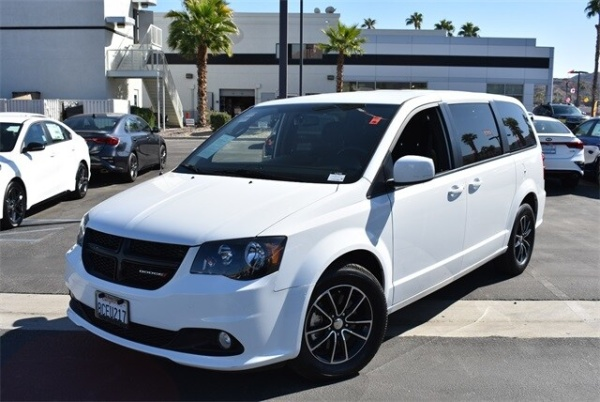 2018 Dodge Grand Caravan in Cathedral City, CA