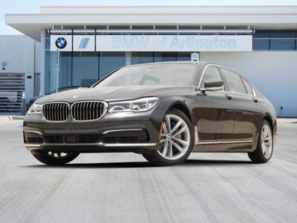 2019 BMW 7 Series 750i