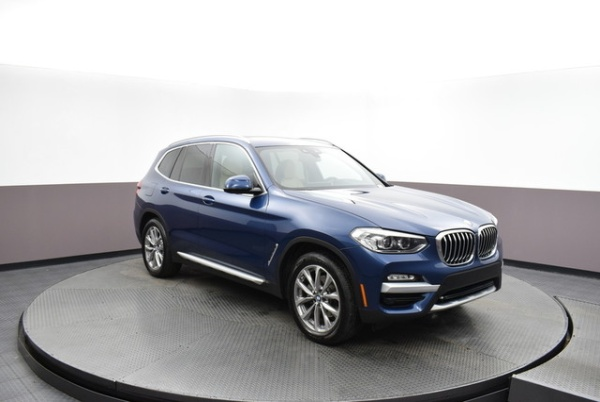 2019 BMW X3 in Arlington, TX
