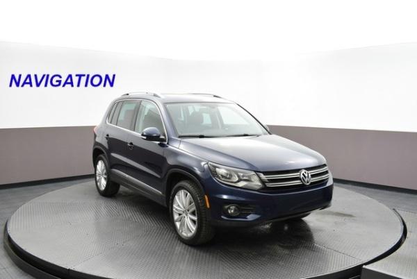 2016 Volkswagen Tiguan in Arlington, TX
