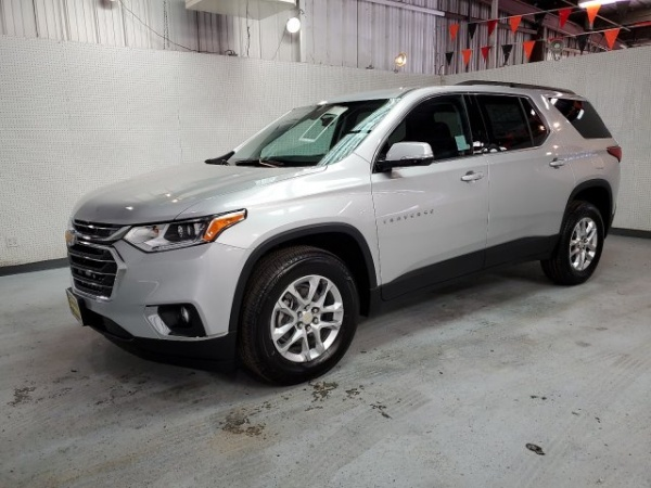 2020 Chevrolet Traverse in Oroville, CA