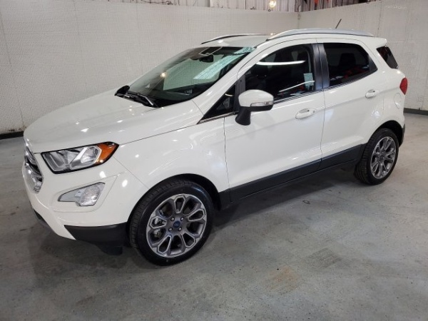 2018 Ford EcoSport in Oroville, CA
