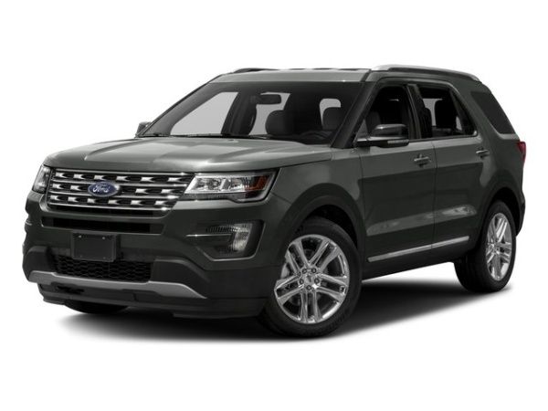 2017 Ford Explorer in Oroville, CA