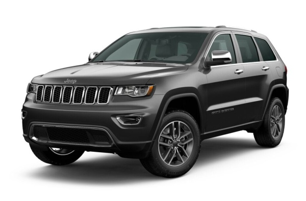 2020 Jeep Grand Cherokee in Batavia, NY