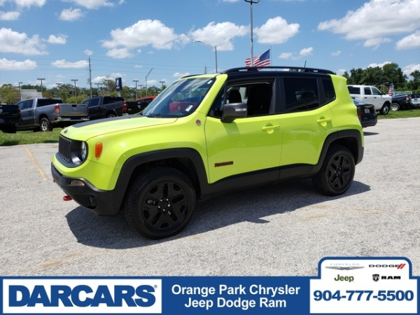 2018 Jeep Renegade in Jacksonville, FL