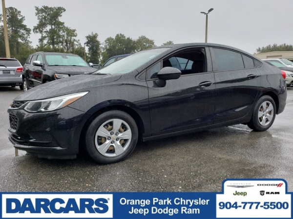 2017 Chevrolet Cruze in Jacksonville, FL
