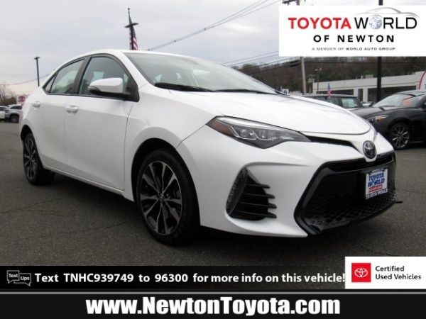 2017 Toyota Corolla in Newton, NJ