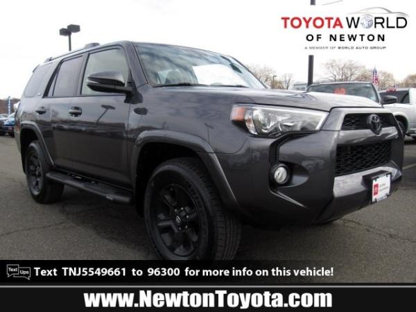 2018 Toyota 4Runner in Newton, NJ