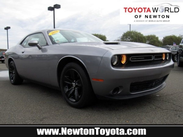 2016 Dodge Challenger in Newton, NJ