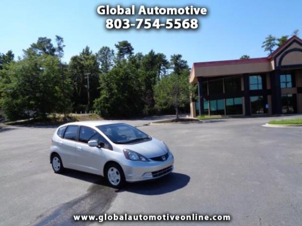 2012 Honda Fit Automatic
