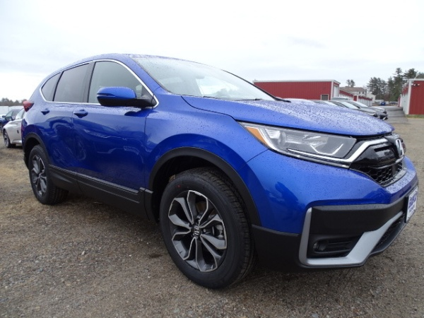 2020 Honda CR-V in Raynham, MA