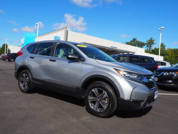 2017 Honda CR-V in Raynham, MA