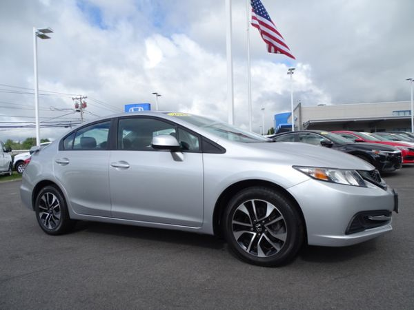 2013 Honda Civic in Raynham, MA