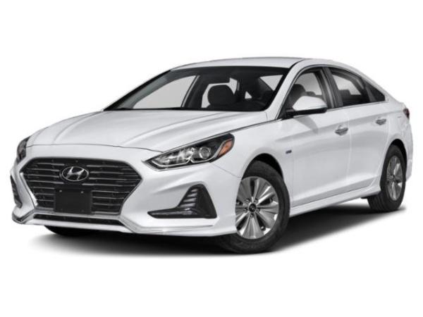 2019 Hyundai Sonata Hybrid SE