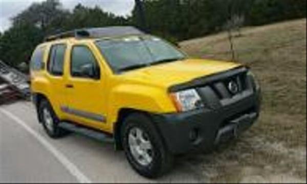 2005 Nissan Xterra in Wimberely, TX