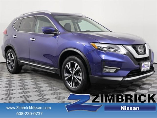 2017 Nissan Rogue in Madison, WI