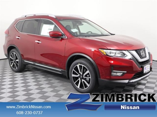 2020 Nissan Rogue in Madison, WI