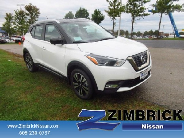 2019 Nissan Kicks in Madison, WI