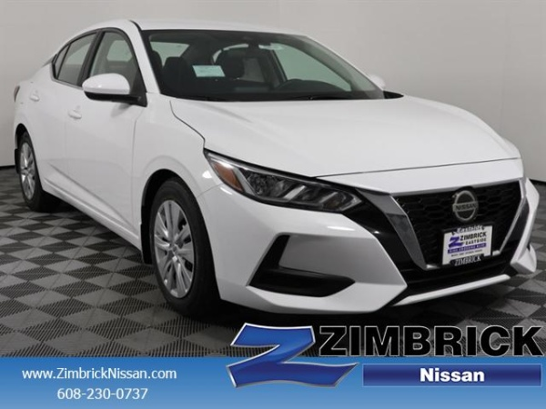 2020 Nissan Sentra in Madison, WI